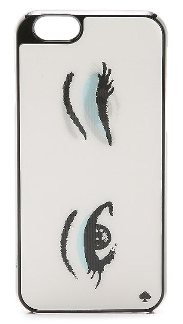 Kate Spade New York Lenticular Eyes iPhone 6 / 6s Case