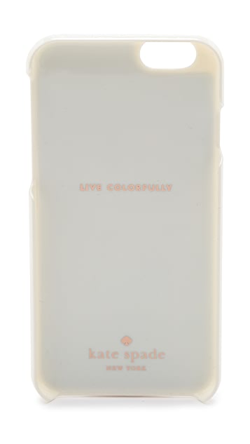 Kate Spade New York Kiss & Tell iPhone 6 Case