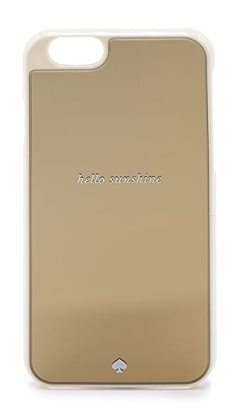 Kate Spade New York Hello Sunshine iPhone 6 / 6s Case