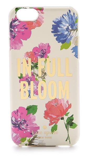 Kate Spade New York In Full Bloom iPhone 6 Case