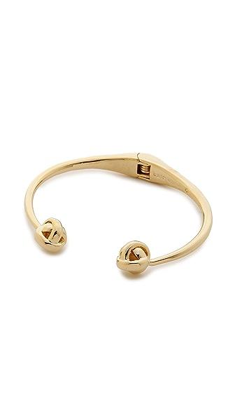 Kate Spade New York Dainty Sparklers Knot Bracelet