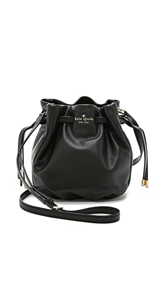 Kate Spade New York Kacey Lane Small Poppy Bucket Bag