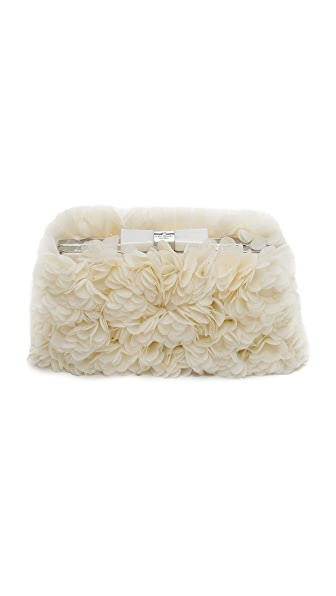 Kate Spade New York Wedding Belles Flower Minaudiere