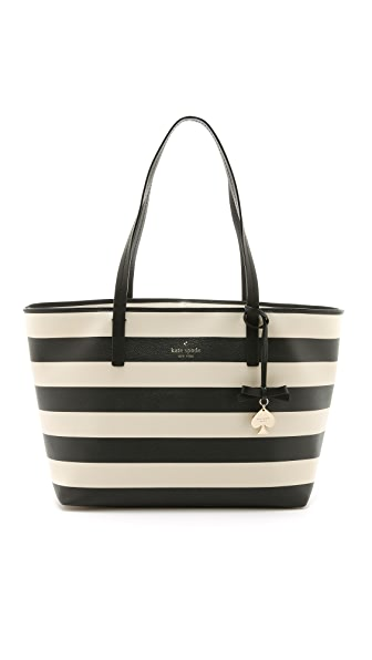 Kate Spade New York Hawthorne Lane Stripe Tote