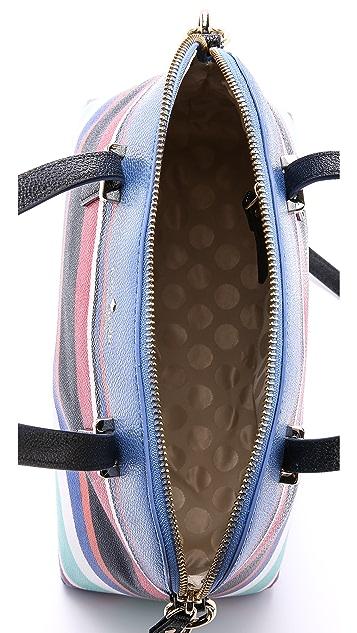 Kate Spade New York Cedar Street Stripe Maise Cross Body Bag