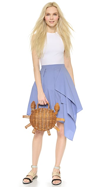 Kate Spade New York Splash Out Crab Handbag