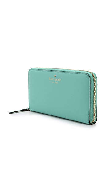 Kate Spade New York Cedar Street Lacey Continental Wallet