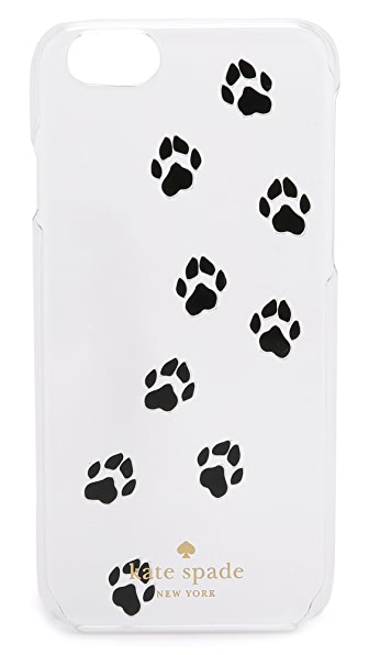 Kate Spade New York Paw Print iPhone 6 / 6s Case