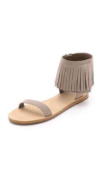 Kupi Kate Spade New York online i prodaja Kate Spade New York Alex Fringe Sandals Truffle haljinu online