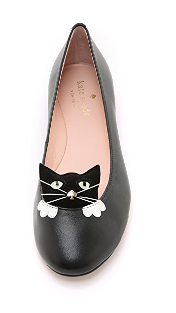 Kate Spade New York Whiskers Flats