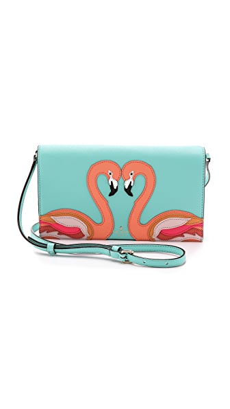 Kate Spade New York Flamingo Wallet