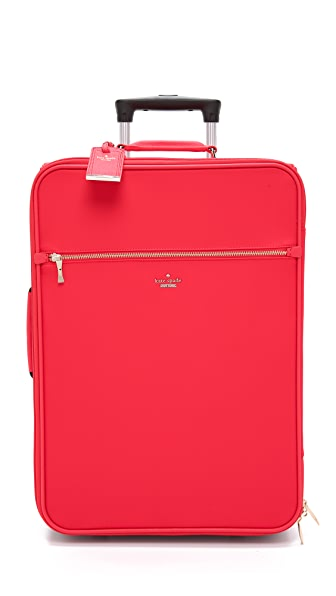 Kate Spade New York International Carry On Suitcase