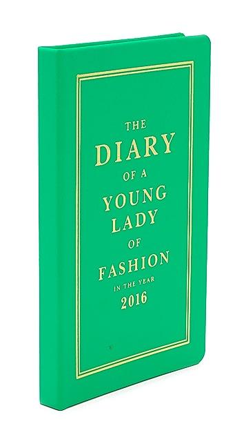 Kate Spade New York Diary 12 Month Agenda