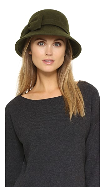 Kate Spade New York Wool Felt Bow Hat
