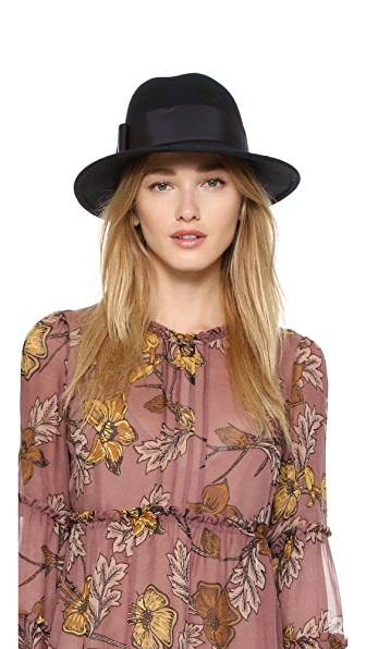 Kate Spade New York Fedora Bow Hat