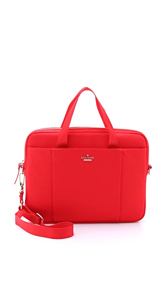 "Kate Spade New York Classic Nylon 13"" Laptop Commuter Bag"