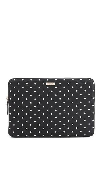 "Kate Spade New York Mini Pavillion Dot 15"" Laptop Sleeve"