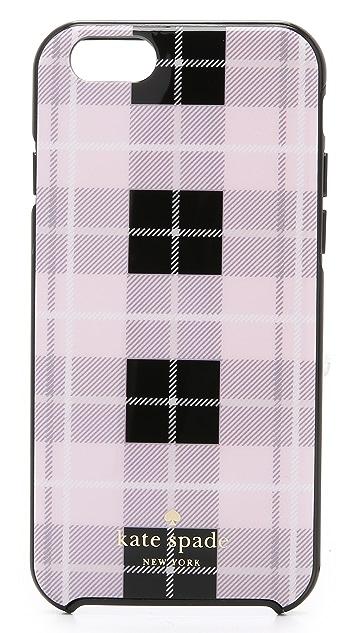 Kate Spade New York Woodland Plaid iPhone 6 / 6s Case