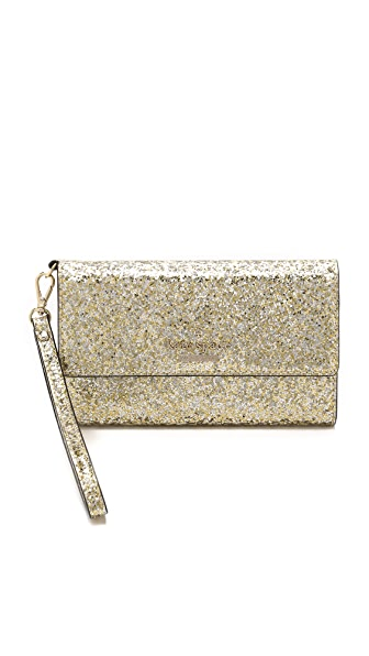 Kate Spade New York Glitter Bug Phone Wristlet
