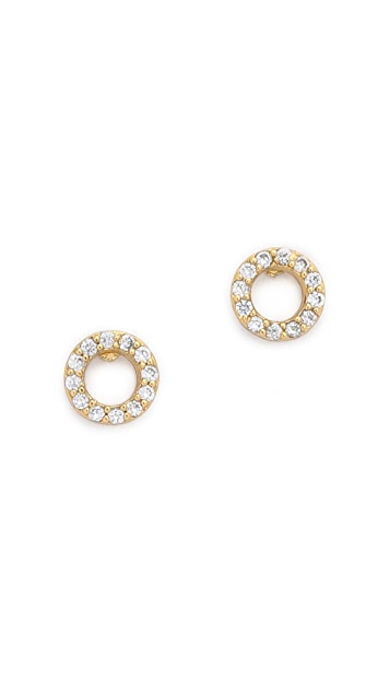 Kate Spade New York Rise & Shine Stud Earrings