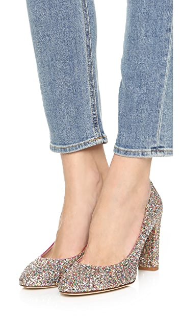 Kate Spade New York Dani Too Glitter Pumps