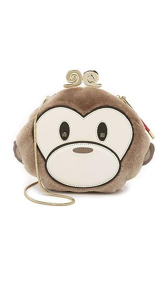 Kate Spade New York Monkey Cross Body Bag