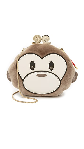 Kate Spade New York Monkey Cross Body Bag