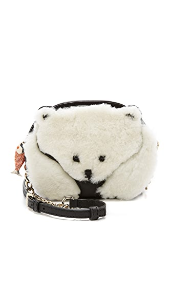 Kate Spade New York Polar Bear Cross Body Bag