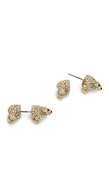 Kate Spade New York Cold Comforts Studs Earrings