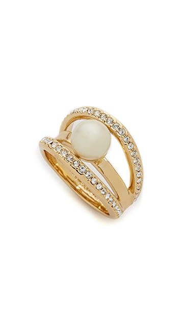 Kate Spade New York Purely Pearly Ring