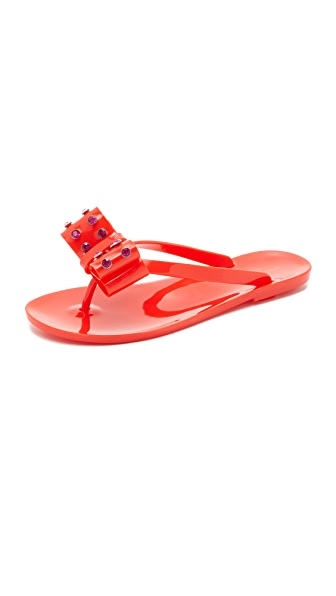 Kate Spade New York Francy Jelly Flip Flops