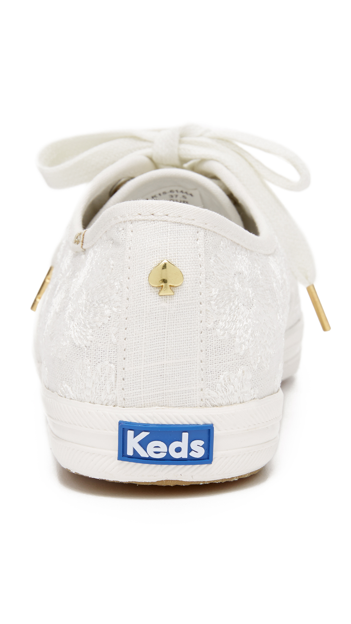 88f6b8fcf288 Kate Spade New York Keds for Kate Spade Kick Embroidered Sneakers ...