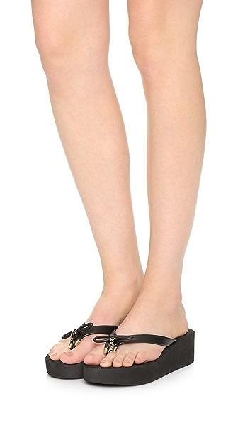 Kate Spade New York Rhett Wedge Flip Flops