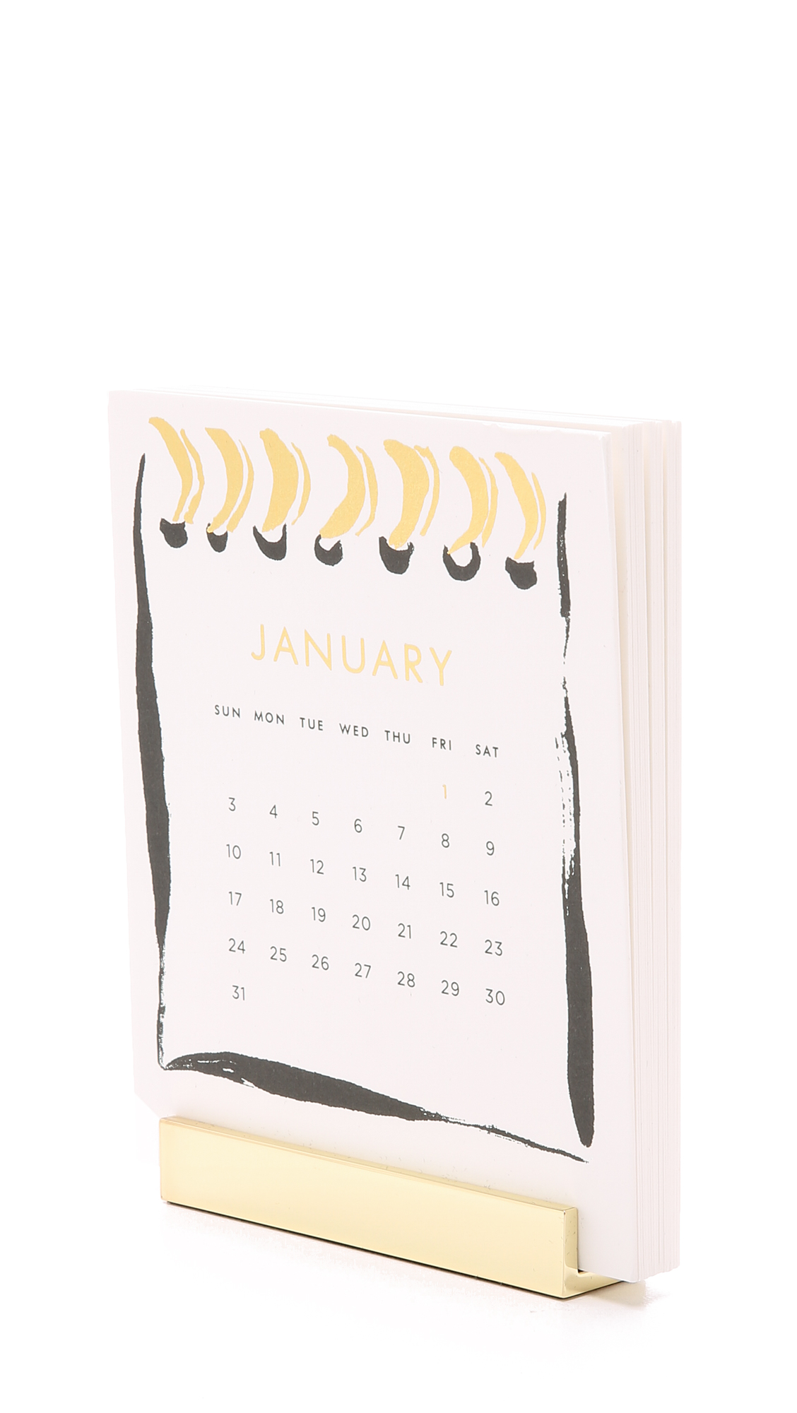 Attirant Kate Spade New York Desktop Calendar | SHOPBOP