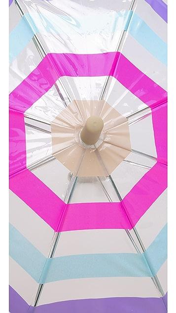 Kate Spade New York Stripes Umbrella
