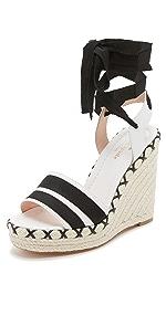 Danah Wedge Sandals                Kate Spade New York
