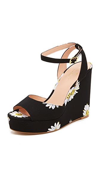 Kate Spade New York Dellie Wedge Sandals