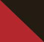Black/Maraschino Red/Black