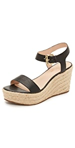 Tarin Platform Sandals                Kate Spade New York