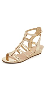 Valetta Wedge Sandals                Kate Spade New York