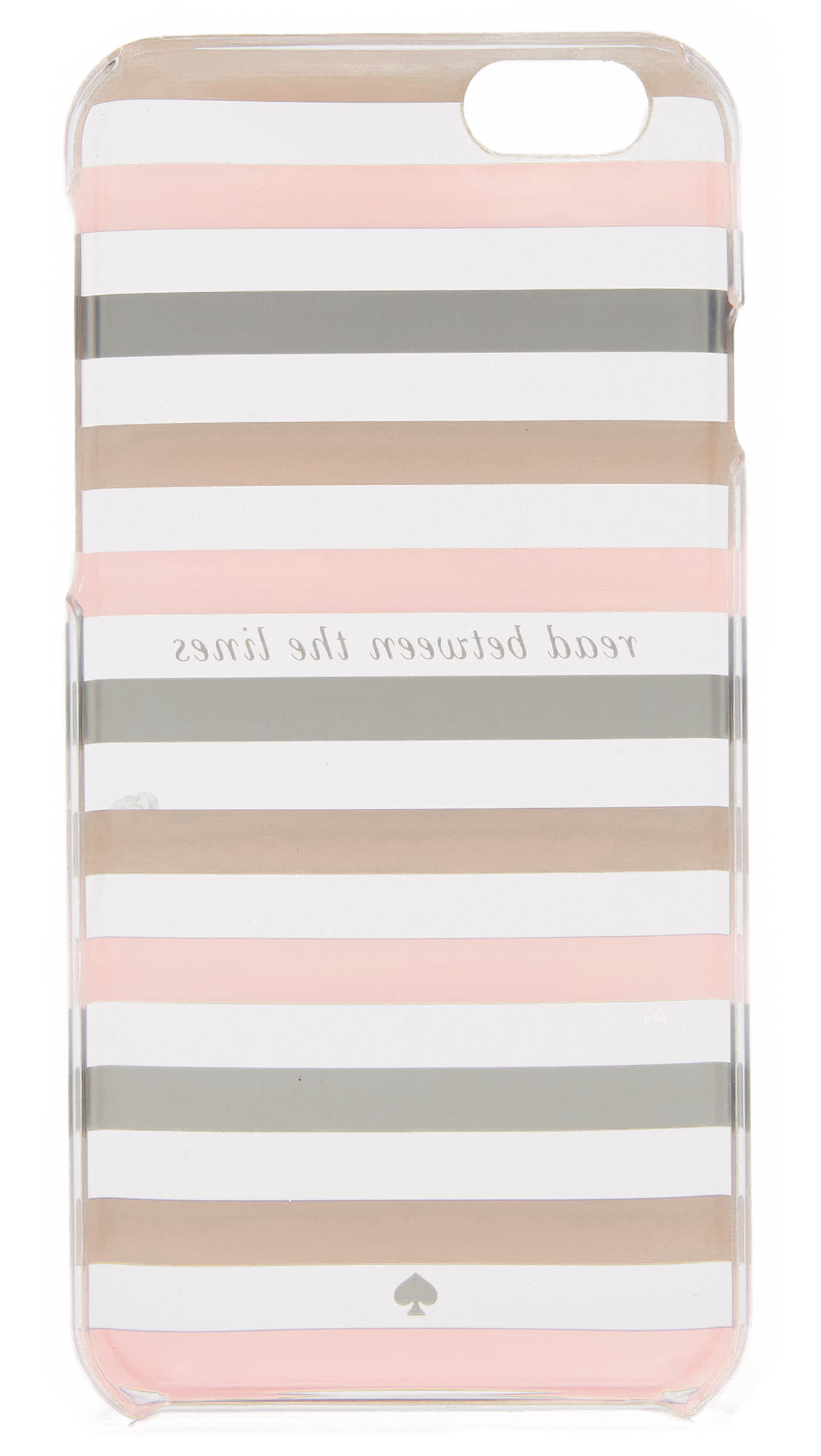 Reading Between Lines In New Yorkers >> Kate Spade New York Read Between The Lines Iphone 6 6s Case Shopbop