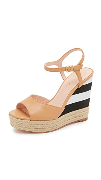 Kate Spade New York Deanne Wedge Sandals