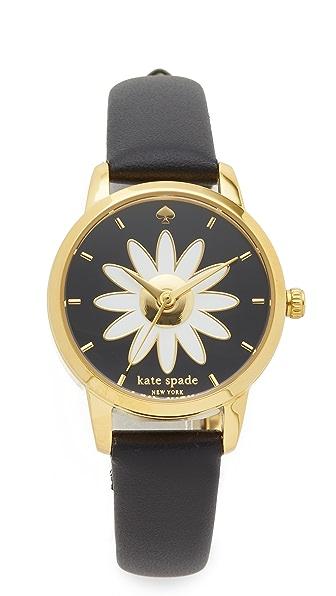 Kate Spade New York Metro Mini Watch - Black at Shopbop