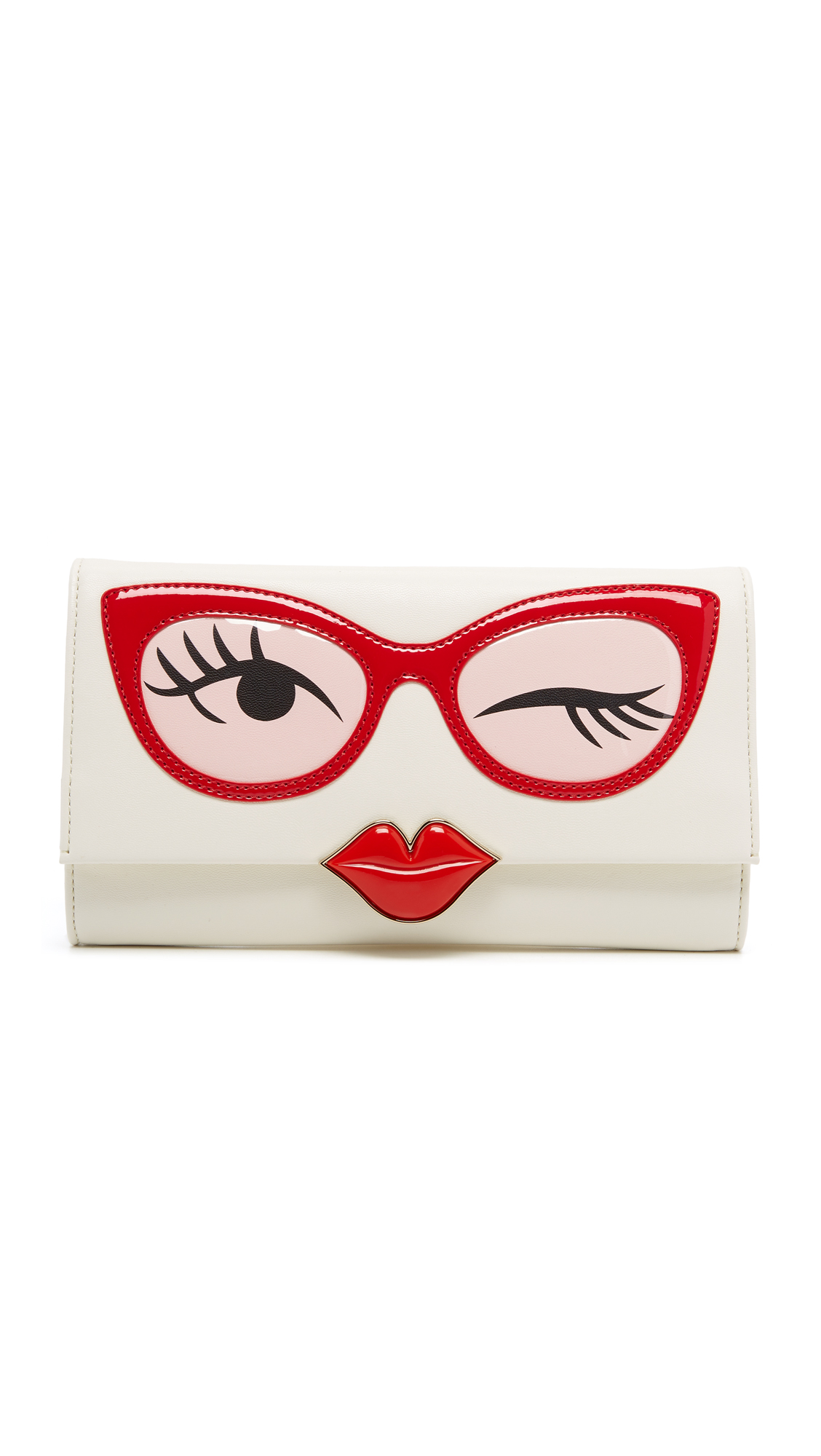 Kate Spade New York Frames Clutch | SHOPBOP