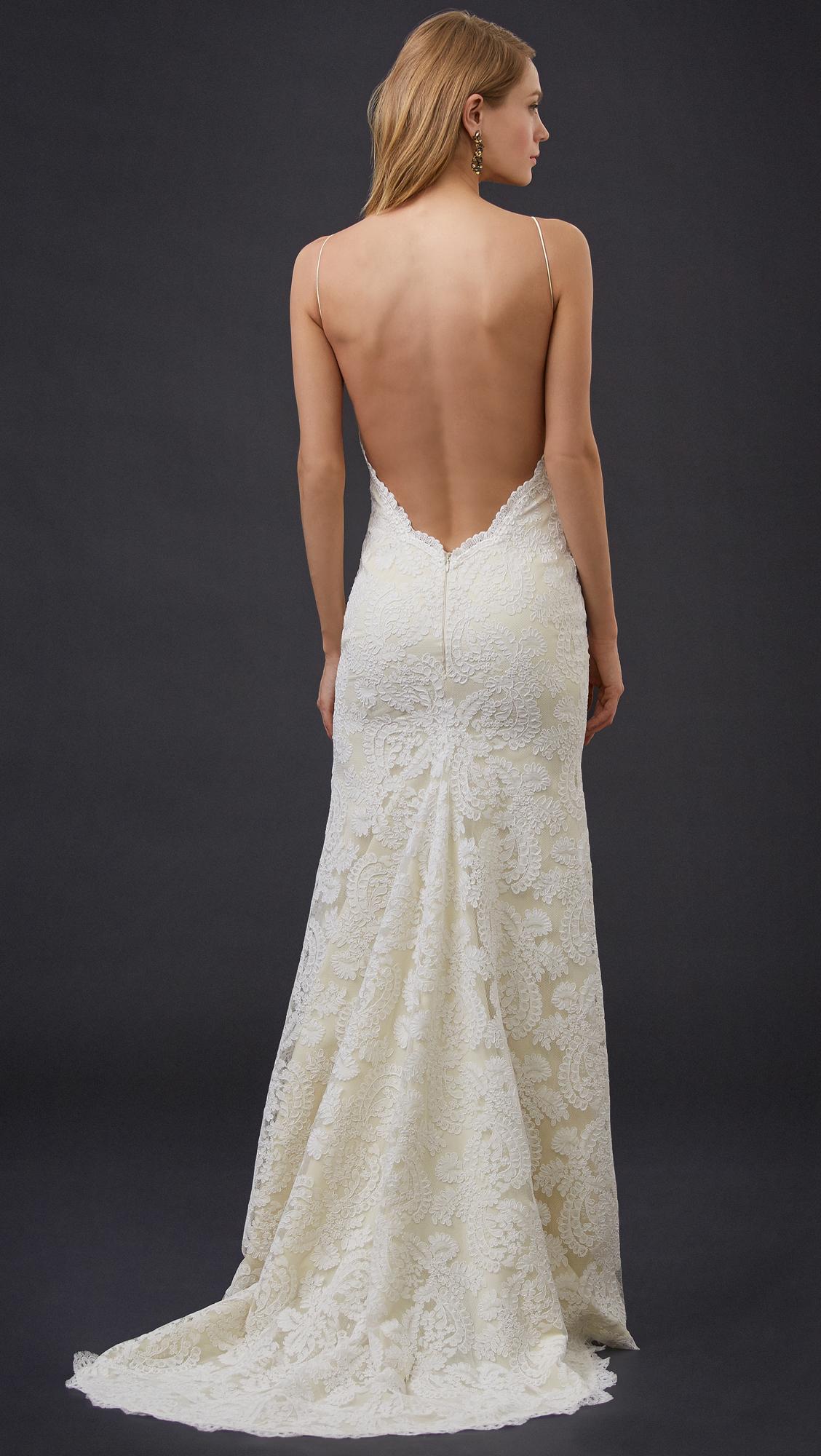 Katie May Poipu Low Back Gown | SHOPBOP