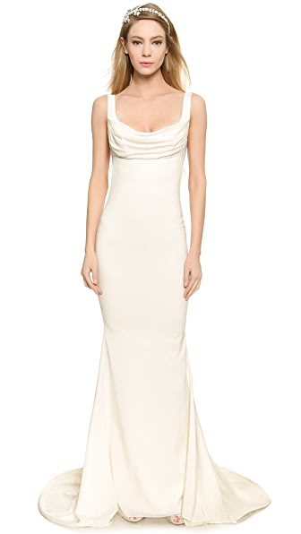 Katie May Barcelona Low Back Gown at Shopbop