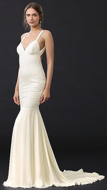 Katie May Monaco Gown