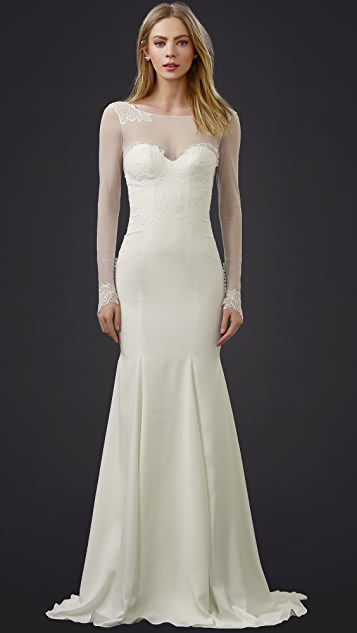 Katie May Verona Gown