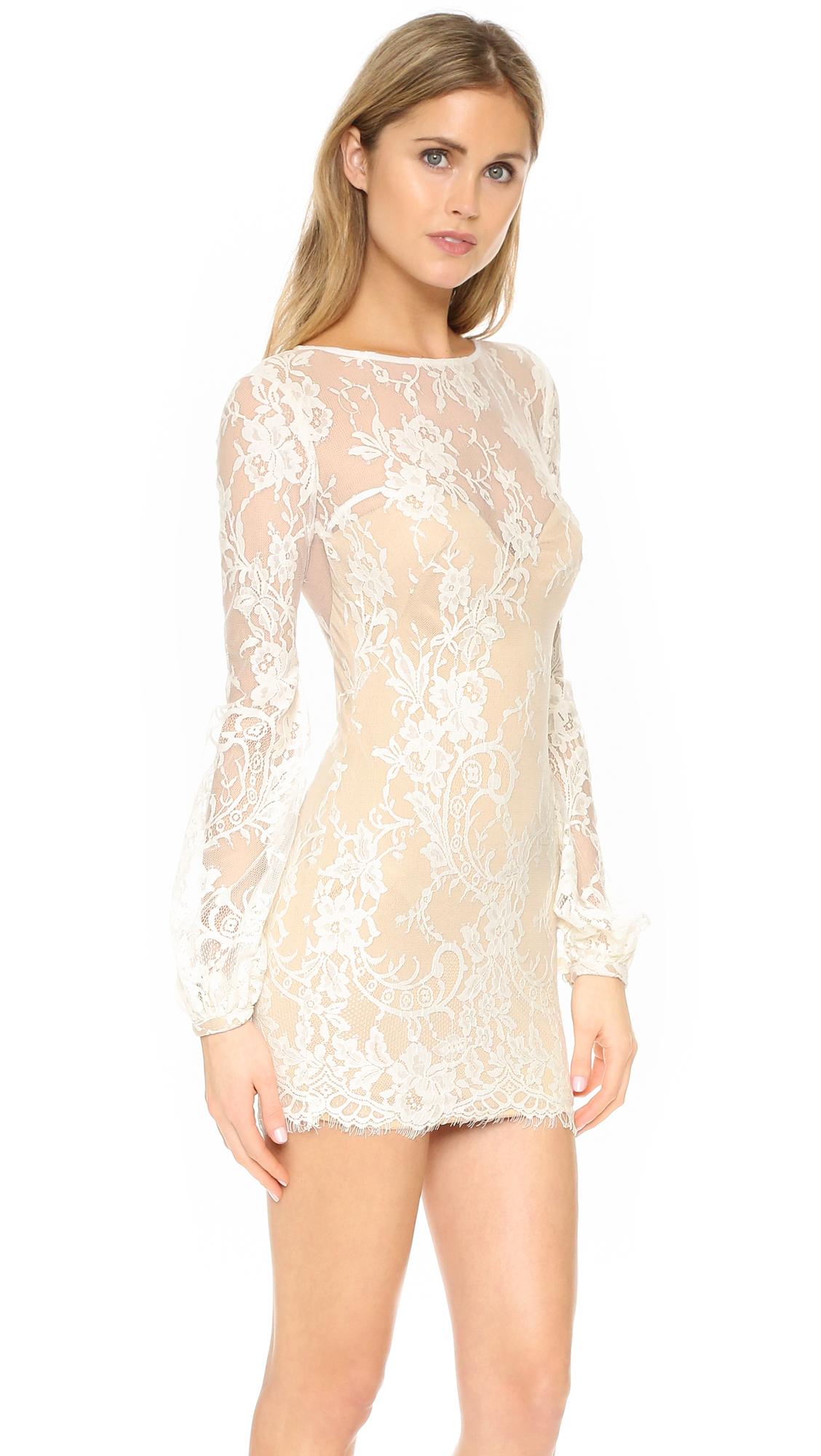 Katie May Britney Mini Dress  a0a2dfe9717d4
