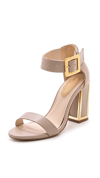 Kat Maconie London Marie Ankle Strap Sandals